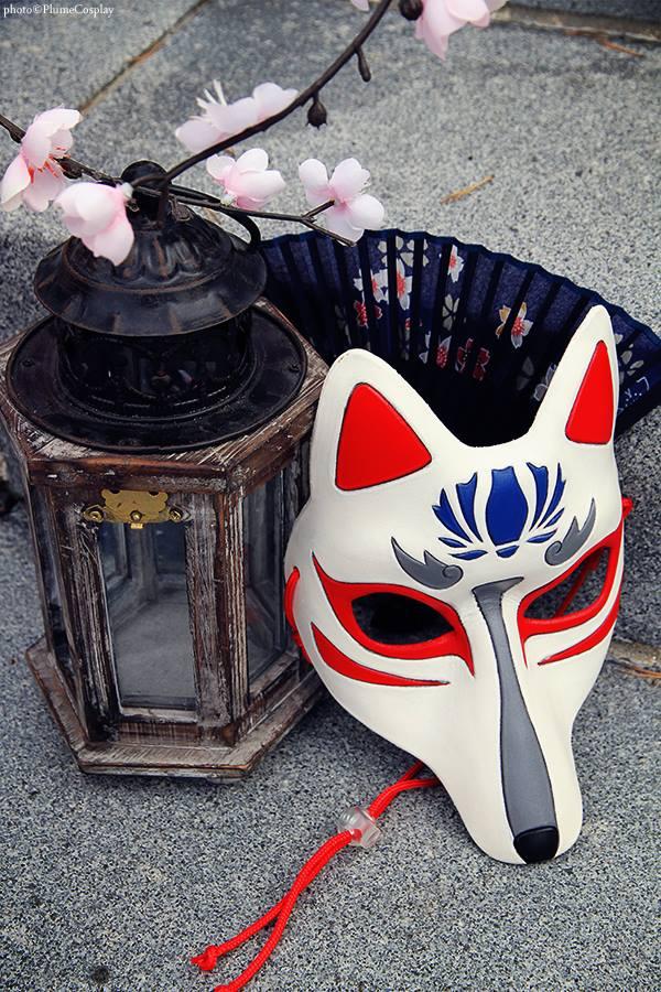 Masque de TBK